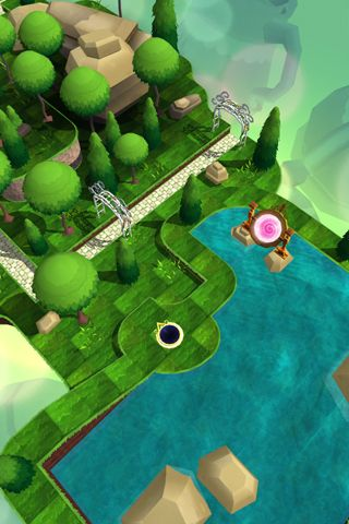 Descarga gratuita de Wonder golf para iPhone, iPad y iPod.
