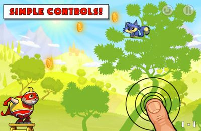 Descarga gratuita de Wonder Pants para iPhone, iPad y iPod.