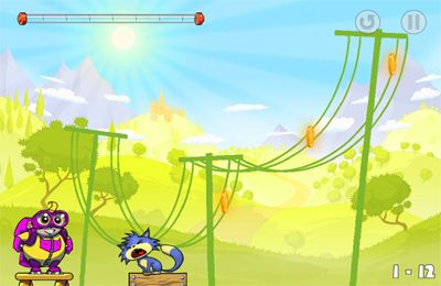Capturas de pantalla del juego Wonder Pants para iPhone, iPad o iPod.