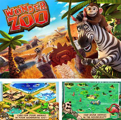 In addition to the game Panda Sweet Tooth Full HD for iPhone, iPad or iPod, you can also download Wonder ZOO for free.