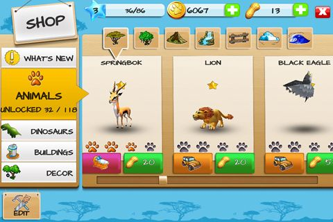 Free Wonder zoo download for iPhone, iPad and iPod.