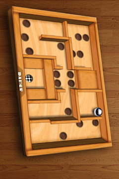 Descarga gratuita de Wooden Labyrinth 3D para iPhone, iPad y iPod.