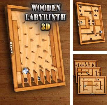 In addition to the game Striker arena for iPhone, iPad or iPod, you can also download Wooden Labyrinth 3D for free.