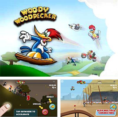 In addition to the game Raiding Company for iPhone, iPad or iPod, you can also download Woody Woodpecker for free.