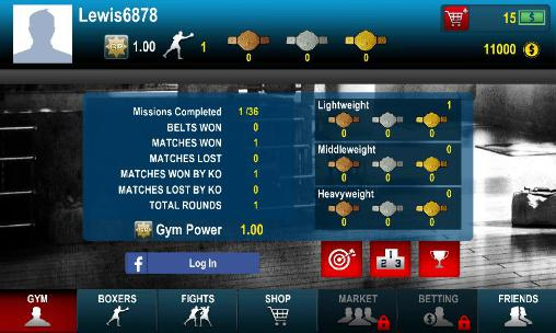 Free World boxing challenge download for iPhone, iPad and iPod.