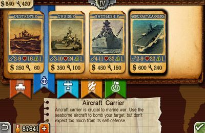 Download World Conqueror 2 iPhone free game.