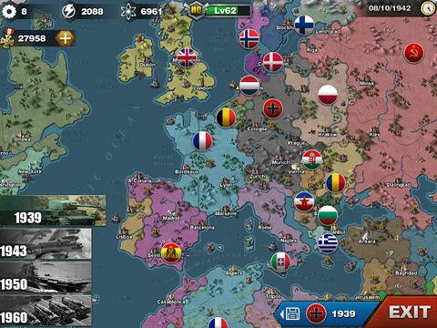 Baixe World conqueror 3 gratuitamente para iPhone, iPad e iPod.