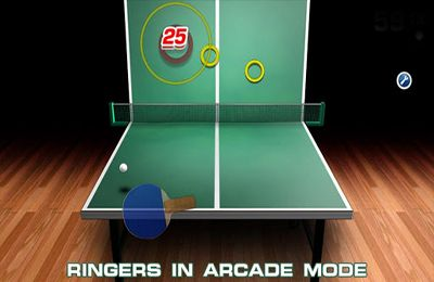Screenshots vom Spiel World Cup Table Tennis für iPhone, iPad oder iPod.