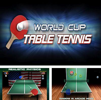 In addition to the game Zombie Fish Tank for iPhone, iPad or iPod, you can also download World Cup Table Tennis for free.