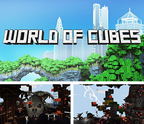 Download World of cubes iPhone free game.