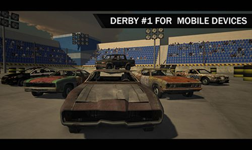 Screenshots of the World of derby game for iPhone, iPad or iPod.