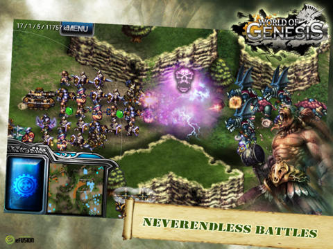 Download World of Genesis iPhone free game.