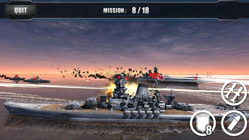 Download World of navy ships iPhone free game.