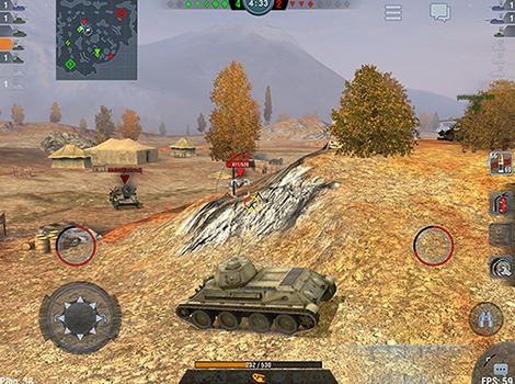 Скачать World of tanks: Blitz на iPhone бесплатно
