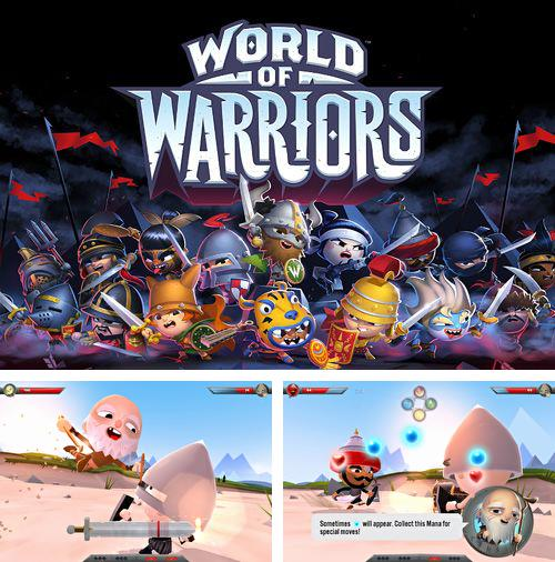 In addition to the game Bug princess 2 for iPhone, iPad or iPod, you can also download World of warriors for free.