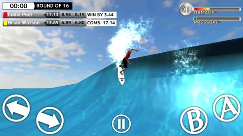 Download World surf tour iPhone free game.