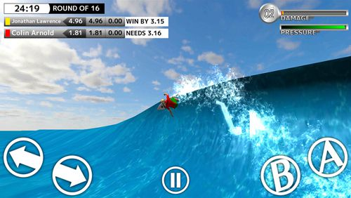 Free World surf tour download for iPhone, iPad and iPod.
