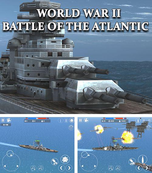 In addition to the game Pac-Man: friends for iPhone, iPad or iPod, you can also download World war 2: Battle of the Atlantic for free.