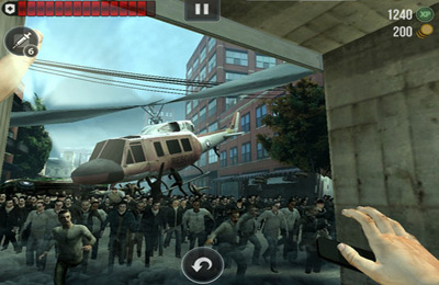 Игра World War Z для iPhone