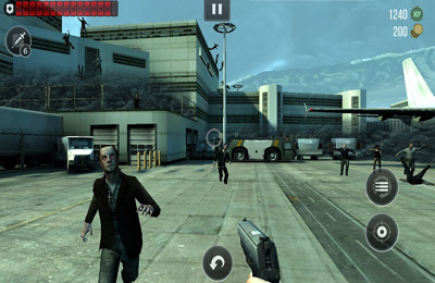 Screenshots of the World War Z game for iPhone, iPad or iPod.