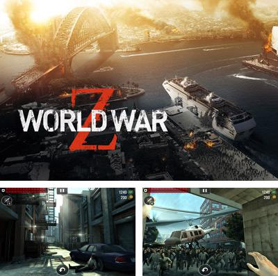 In addition to the game Leonardo's cat for iPhone, iPad or iPod, you can also download World War Z for free.