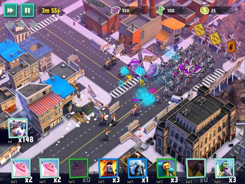 Descarga gratuita de World zombination para iPhone, iPad y iPod.