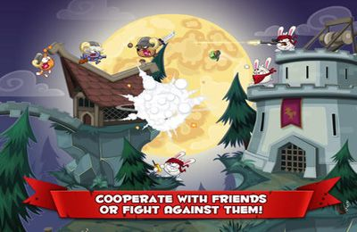 Kostenloser Download von Angry Birds Seasons: Haunted hogs für iPhone, iPad und iPod.