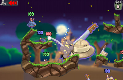 Descarga gratuita de Worms para iPhone, iPad y iPod.