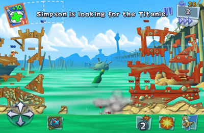Baixe Worms 3 gratuitamente para iPhone, iPad e iPod.