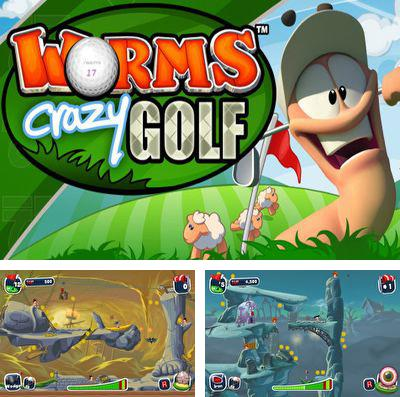 In addition to the game Broken sword: Shadow of the Templars. Director's cut for iPhone, iPad or iPod, you can also download Worms Crazy Golf for free.
