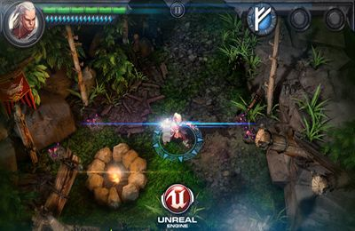 Screenshots of the Wraithborne game for iPhone, iPad or iPod.