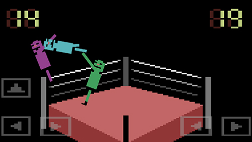 Free Wrassling: Wacky wrestling download for iPhone, iPad and iPod.