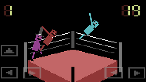 Screenshots of the Wrassling: Wacky wrestling game for iPhone, iPad or iPod.