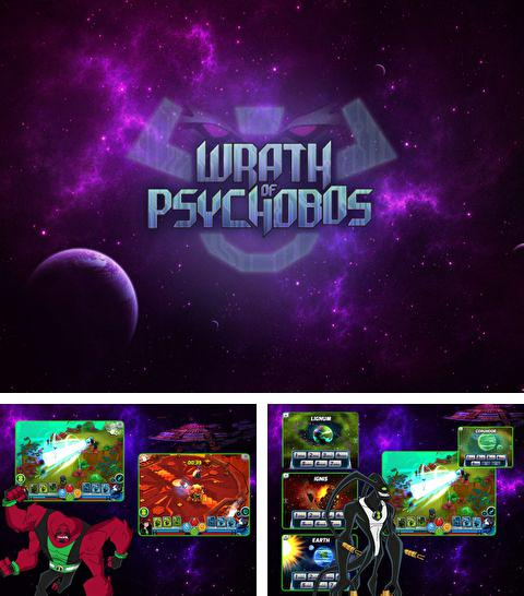 In addition to the game HDX for iPhone, iPad or iPod, you can also download Wrath of Psychobos – Ben 10 Omniverse for free.