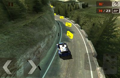 Descarga gratuita de WRC Shakedown Edition para iPhone, iPad y iPod.
