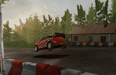 Descarga gratuita del juego WRC: Rally Mundial para iPhone.