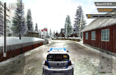 Descarga gratuita de WRC: The Game para iPhone, iPad y iPod.