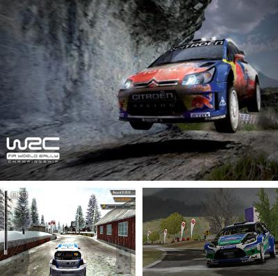 In addition to the game Helicopter taxi for iPhone, iPad or iPod, you can also download WRC: The Game for free.