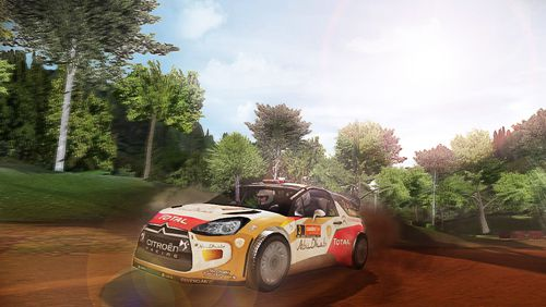 Download WRC: The official game iPhone free game.
