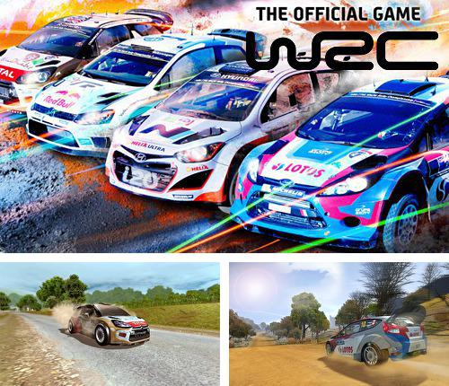 In addition to the game Castle storm: Free to siege for iPhone, iPad or iPod, you can also download WRC: The official game for free.