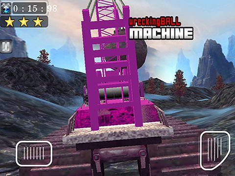 Téléchargement gratuit du jeu Machine de destruction iPhone