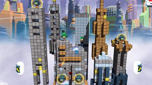 Download Wrecking squad iPhone free game.
