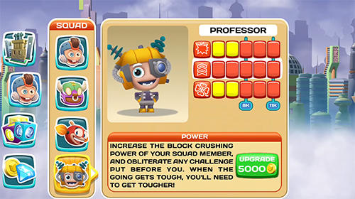 Screenshots of the Wrecking squad game for iPhone, iPad or iPod.
