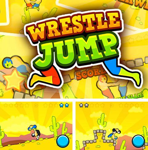 Download Wrestle jump iPhone free game.
