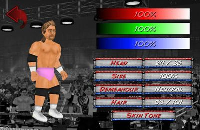 Download Wrestling Revolution iPhone free game.