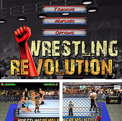 In addition to the game 3HEROES for iPhone, iPad or iPod, you can also download Wrestling Revolution for free.