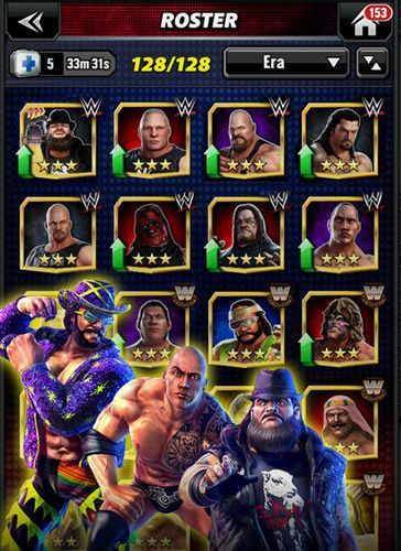 Descarga gratuita de WWE: Champions para iPhone, iPad y iPod.