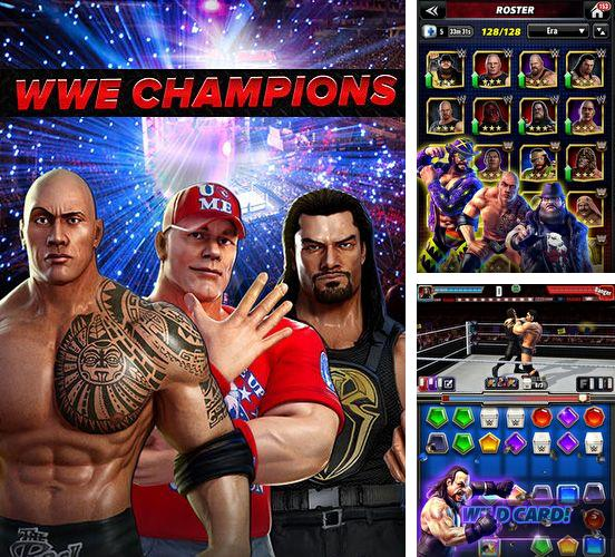 In addition to the game Warrior chess for iPhone, iPad or iPod, you can also download WWE: Champions for free.