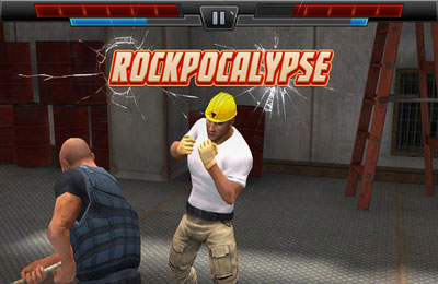 Download WWE Presents: Rockpocalypse iPhone free game.