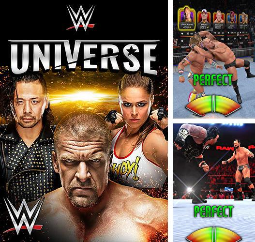 Download WWE universe iPhone free game.